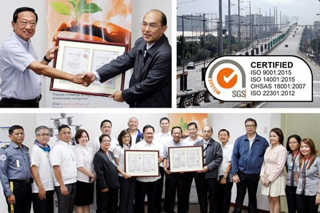 SGS SOMCO Certification