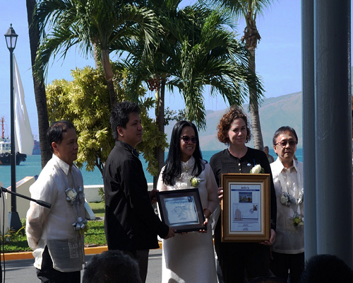 SBMA, Pioneers Investors Award, SGS, Oil and Gas, SGS Subic, Subic Bay