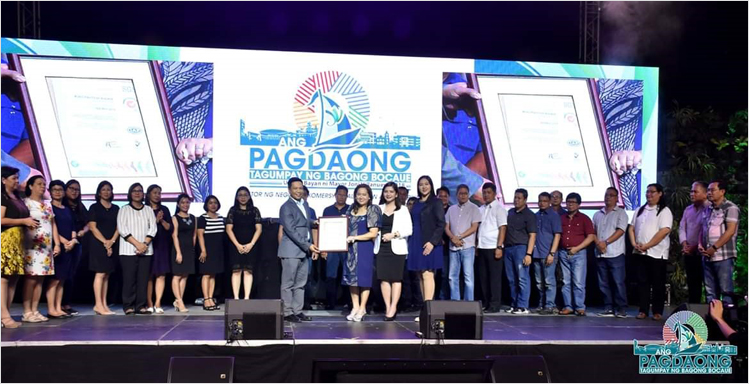 Municipality of Bocaue Award